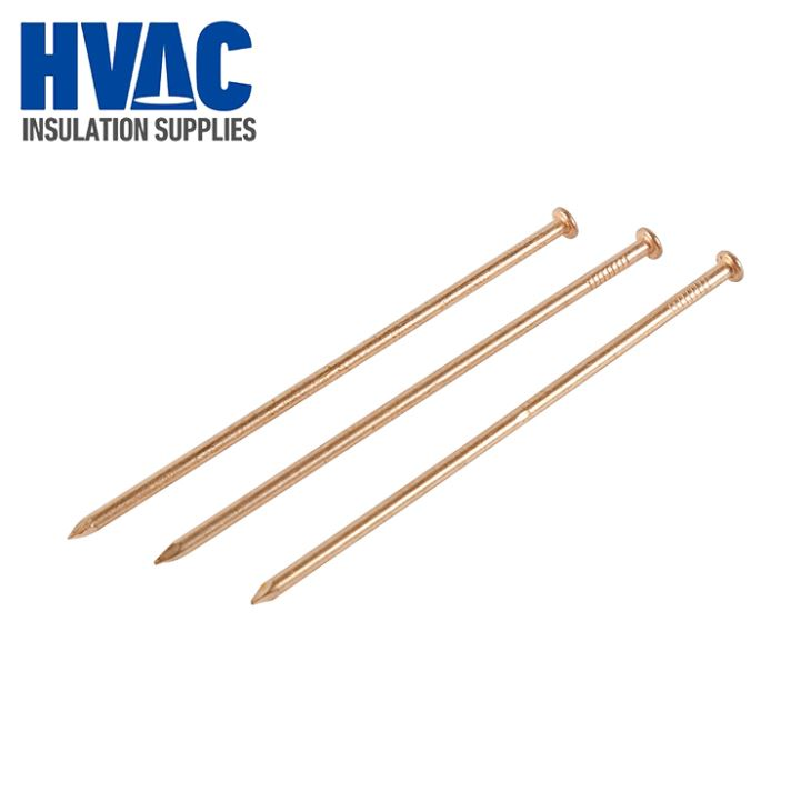 Copper Plated Insulation Weld Pins